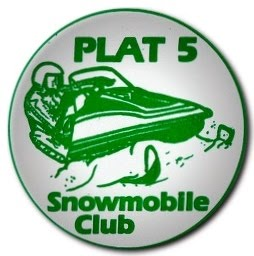 Plat5 Snowmobile Club Logo 1968