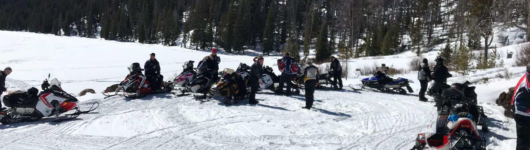 Plat5 Snowmobile Club Members